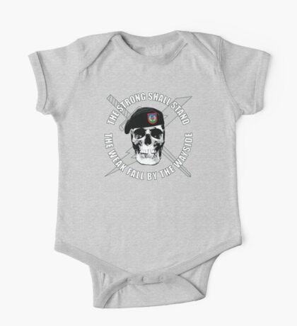 Air Force TACP Skull One Piece - Short Sleeve