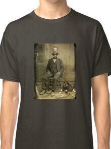 Stuart of the steam clock  Classic T-Shirt
