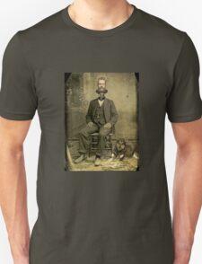 Stuart of the steam clock  Unisex T-Shirt