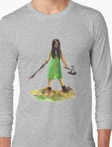 River Tam from Serenity/Firefly T-shirts and Kids Clothes Long Sleeve T-Shirt