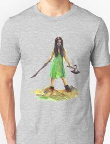 River Tam from Serenity/Firefly T-shirts and Kids Clothes Unisex T-Shirt