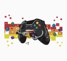 Gamer controller Kids Tee