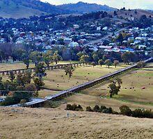 Gundagai, NSW by hans p olsen