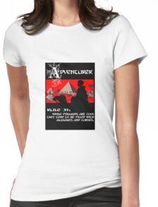Adventurer 1 Womens Fitted T-Shirt