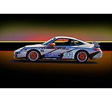 Porsche GT IV Photographic Print