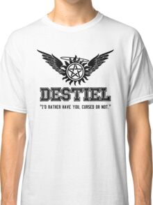Destiel Quote Shirt Series #3 Classic T-Shirt
