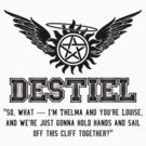 Destiel Quote Series - #11 by HarmonyByDesign