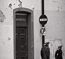 Walking Aesthetics - Christchurch - New Zealand by Norman Repacholi