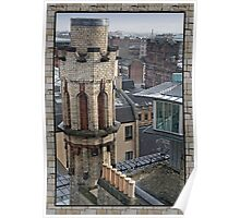 Mackintosh Tower Poster