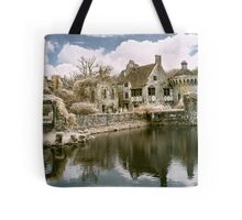 Reflections In Infrared Tote Bag