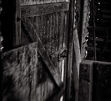 Beyond the door by Norman Repacholi