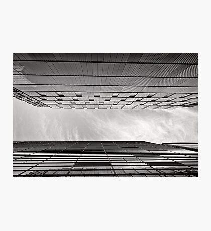 Tokyo Canyons - Japan Photographic Print