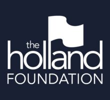 The Holland Foundation - white Kids Clothes