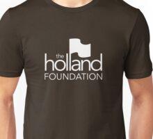 The Holland Foundation - white Unisex T-Shirt