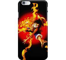 Fire Hawk - Luffy iPhone Case/Skin