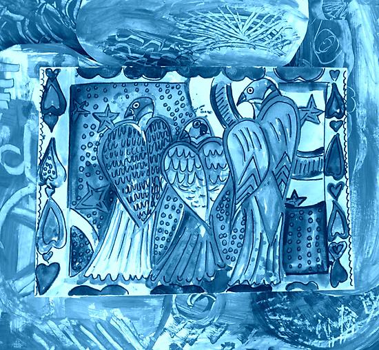 Elite Council by artqueene