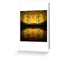 And We Can Be Broken Together Greeting Card