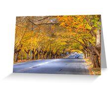 Hahndorf II, Adelaide Hills SA Greeting Card
