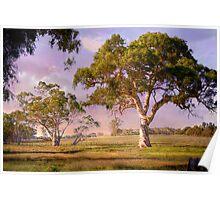 Mt Barker, Adelaide Hills SA Poster