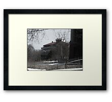 Abandon 2 Framed Print