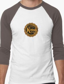 Kodak Men's Baseball ¾ T-Shirt