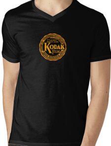 Kodak Mens V-Neck T-Shirt