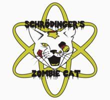 Schrödinger's Zombie Cat by Akres