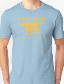 Navy SEALs Stencil Unisex T-Shirt
