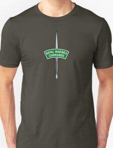 Royal Marines Commando Badge T-Shirt