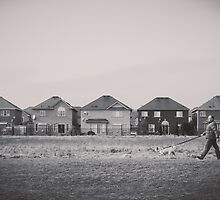 Walking the Dog by Victor Rubel
