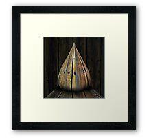 Tearwood Framed Print