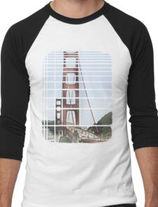 Golden Gate  Men's Baseball ¾ T-Shirt