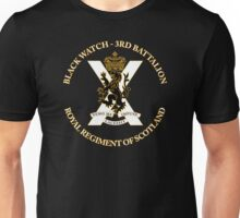 Black Watch Unisex T-Shirt