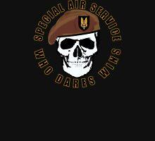 SAS Skull Unisex T-Shirt