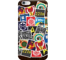 Nerd's Stamp Collection *REQUESTED* iPhone Case/Skin