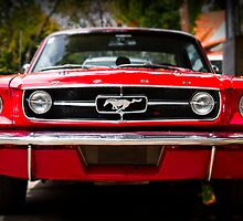 "Ford Mustang 65 ""The Red Pony"" by htrdesigns"