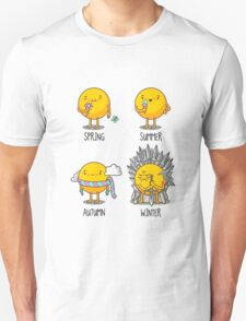 Game of throne seasons T-Shirt