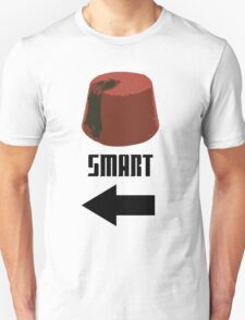 I'm With The Smart One Unisex T-Shirt