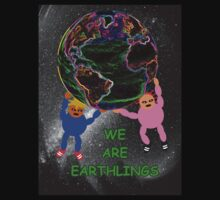 WE ARE EARTHLINGS by DConsortium