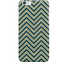 Chevron (Beach colours) iPhone Case iPhone Case/Skin