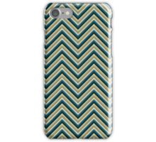 Chevron (Beach colours) iPhone Case iPhone Case/Skin