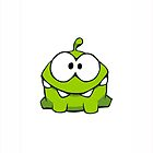 Cut The Rope iPhone Case by Ryan Dell