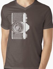 Old Pantax K1000 Mens V-Neck T-Shirt