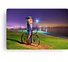 """Night Ride"" Canvas Print"