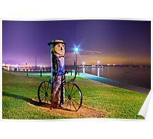 """Night Ride"" Poster"