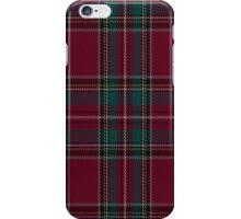 01748 British Caledonian Airways #4 Tartan Fabric Print Iphone Case iPhone Case/Skin