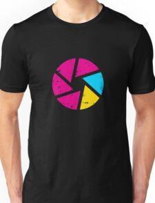 Coloured Iris Logo Unisex T-Shirt