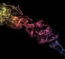 Smokin' Rainbows by Michael Clarke
