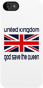 God Save the Queen by madeofthoughts