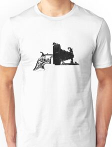 Old School Shooter Unisex T-Shirt